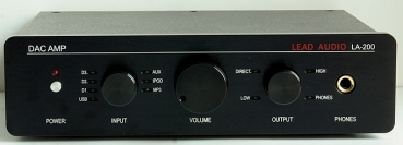 LEAD Audio DAC LA 200